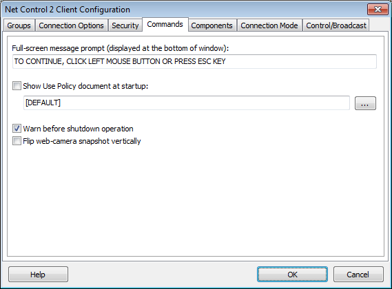Net Control 2 User Guide  Tools and Features